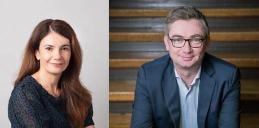 Anne Tallineau et Tobias Bütow