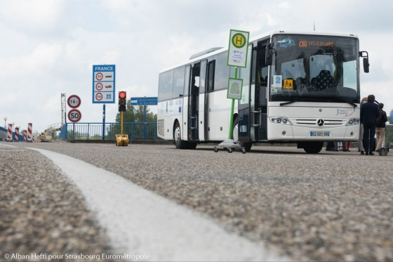 Bus Erstein Lahr