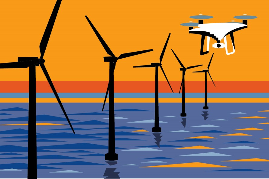 Industrya éolienne