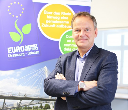 Scherer président Eurodistrict