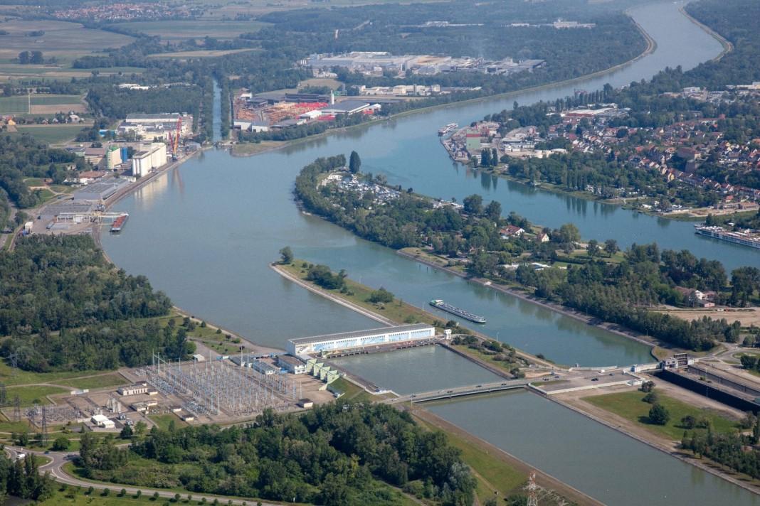 Port de Colmar