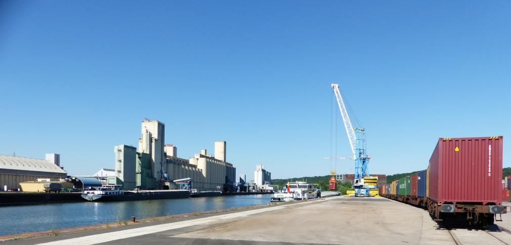 Port de Metz