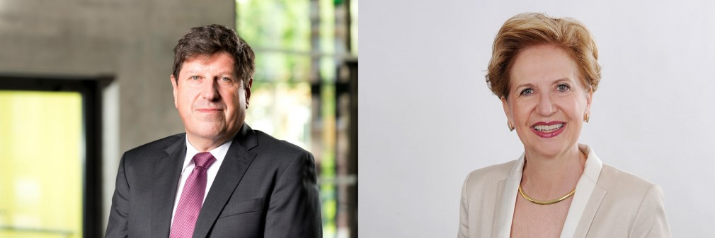 Thomas Hirth et Andrea Schenker-Wicki