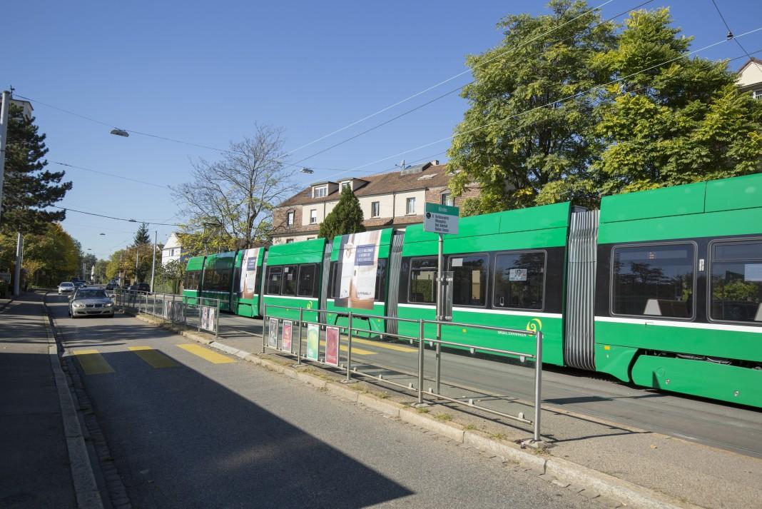Tram Bâle